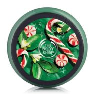 Peppermint Candy Cane Body Scrub(Bodyshop)- 250ml